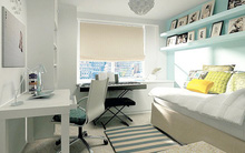 Sofa giường - giải pháp tuyệt vời cho không gian nhỏ (P1)