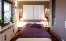 Nới rộng phòng ngủ nhỏ bằng những thủ thuật đơn giản (P.1)