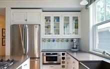 Móc treo - giải pháp thông minh cho nhà bếp nhỏ