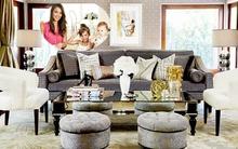 Không gian sống thân thiện của bà mẹ sexy Jessica Alba