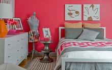 """""""Thổi bừng"""" phong cách cho phòng ngủ với gam màu Neon"""