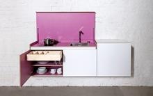 Bếp treo - giải pháp tuyệt vời cho căn hộ không có nhà bếp