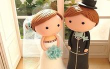 Những phụ kiện ý nghĩa nên có mặt ở phòng cưới