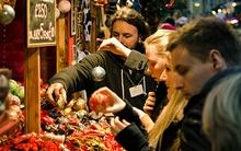 5 thành phố nổi tiếng với chợ Giáng sinh
