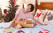 Bộ phụ kiện Giáng sinh đáng yêu cho phòng ngủ