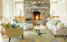 """5 cách trang trí nhà giúp """"đánh tan"""" giá lạnh mùa đông"""