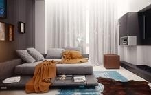 Tư vấn cải tạo căn hộ 61,5m² hiện đại và tiện dụng