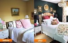 Cải tạo 3 phòng ngủ đẹp ngẩn ngơ với chi phí từ 4 triệu đồng