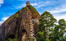 Độc đáo hòn đá khổng lồ La Piedra Del Peño ở Colombia