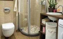 Mẹo hay để tối đa hóa không gian phòng tắm nhỏ (phần 1)