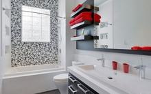 5 ý tưởng cực dễ để làm mới phòng tắm
