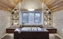 Ngắm những thiết kế phòng tắm xa hoa bậc nhất