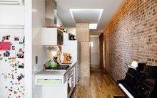 Ngắm căn hộ nhỏ siêu gọn gàng nhờ nội thất đa năng