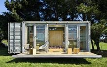 Nhà container - thiết kế nhà mơ ước cho bất cứ ai