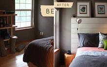 Cải tạo phòng ngủ theo tiêu chí vừa nhanh vừa rẻ