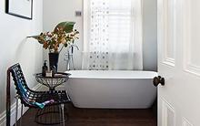 Phòng tắm thêm cuốn hút với những mẫu sàn tuyệt đẹp