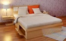 Tư vấn bố trí nội thất cực gọn cho phòng ngủ 10m²