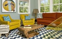 Trang trí nhà từ đơn giản đến cá tính với gam màu vàng