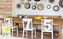 5 cách trang trí phòng ăn thu hút mà không tốn kém