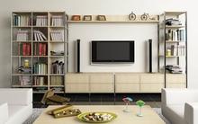 Tư vấn bố trí nội thất nhà 20m² cho gia đình có con nhỏ