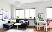 Tư vấn bố trí nội thất cho nhà 36,4m² bị vát