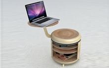 3 thiết kế bàn đa năng tuyệt vời cho nhà chật
