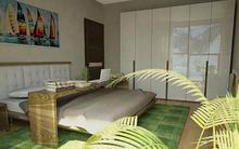 Tư vấn thiết kế nhà 2 tầng thoáng đãng trên mảnh đất 53m²