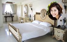 Phòng ngủ lung linh của những mỹ nhân tên Hà