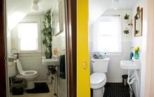 Ngắm 7 phòng tắm đẹp ngây ngất sau cải tạo
