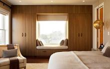 6 thiết kế tủ quần áo thông minh cho phòng ngủ hẹp (P.1)