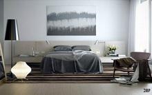 Tư vấn bố trí nội thất cực hợp lý cho phòng ngủ 20m²