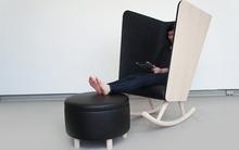 Những mẫu ghế nghỉ đa năng đáng mơ ước cho dân văn phòng