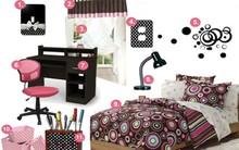 Set đồ 11 món hoàn hảo cho căn phòng của cô nàng cá tính