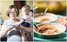 Mùa thu dịu mát nhất định phải đến gặp bà chủ quán cháo sườn chợ Đồng Xuân, mỗi đêm bán hết 300 bát