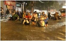 Sài Gòn đối mặt nguy cơ ngập sâu trong 2 ngày tới