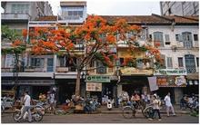 Xao xuyến ngắm Sài Gòn những năm 90, rực rỡ sắc màu và đẹp nôn nao...