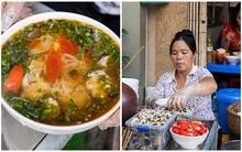 Cuối tuần ở quán bún 3 thập kỷ của người phụ nữ Hưng Yên rủ cả làng ra thủ đô bán bún ốc