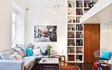 Học cách bài trí thanh lịch chẳng khác spa của căn hộ 38m²