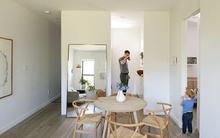 Căn hộ 63m² nhưng rộng thênh thang nhờ nội thất đa năng