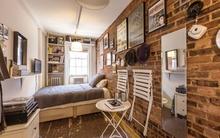 Cách bài trí thông minh của căn hộ 8,4m² có giá thuê 15 triệu đồng