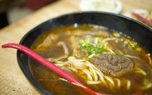 """Những tô mỳ bò Đài Bắc """"đốn tim"""" tín đồ ẩm thực"""