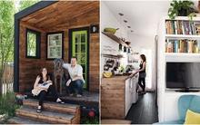3 ngôi nhà tí hon vừa đẹp, vừa tiện nghi cho gia đình có trẻ nhỏ