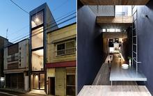 Ngôi nhà có chiều ngang 1,8m khiến người người ghen tị vì quá sáng tạo