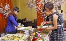 5 địa chỉ buffet chay ngon, lịch sự, giá dưới 200 ngàn ở Hà Nội