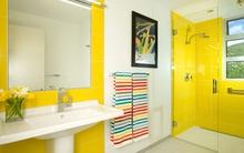 Những tông màu hot nhất cho thiết kế phòng tắm
