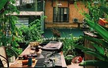 Đi trốn ở Le Bleu - Có một căn nhà cái gì cũng xinh giữa lòng Hà Nội