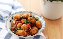 Khai vị hoàn hảo với món trứng cút trộn chua ngọt