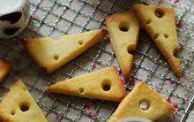Bánh quy phô mai thơm ngon giòn rụm