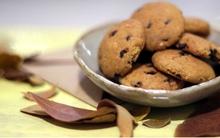 Thơm thơm món bánh quy bơ đậu phộng cùng vui đón Tết