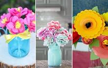 3 cách làm hoa giấy cực dễ cực cute tặng bạn